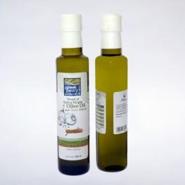 Blended Olive Oil-Garlic-The Greek Pantry