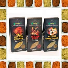 Spices - Crete